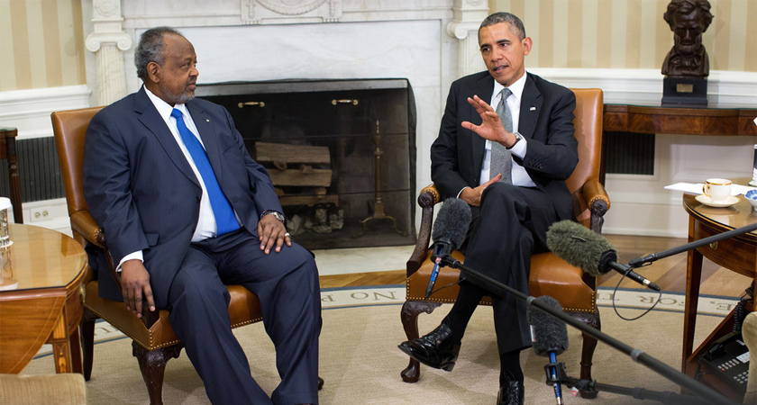President Omar Guelleh: From Amazing Grace to Disgrace