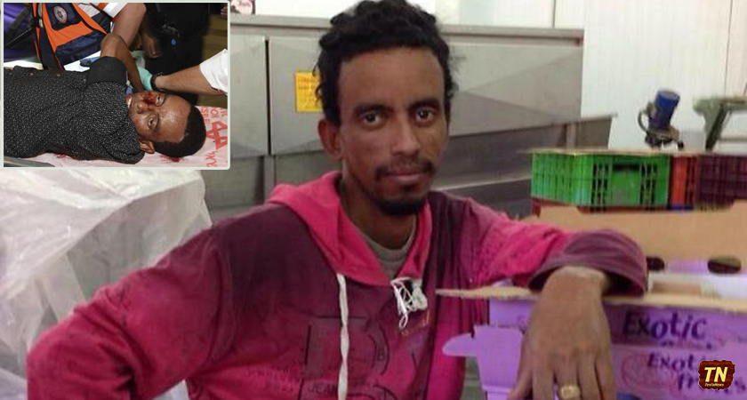 Four Israelis Indicted Over Beating of Eritrean Migrant