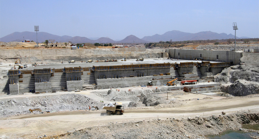 Egypt Seeks UAE's Help to Solve Ethiopia's Renaissance Dam Crisis
