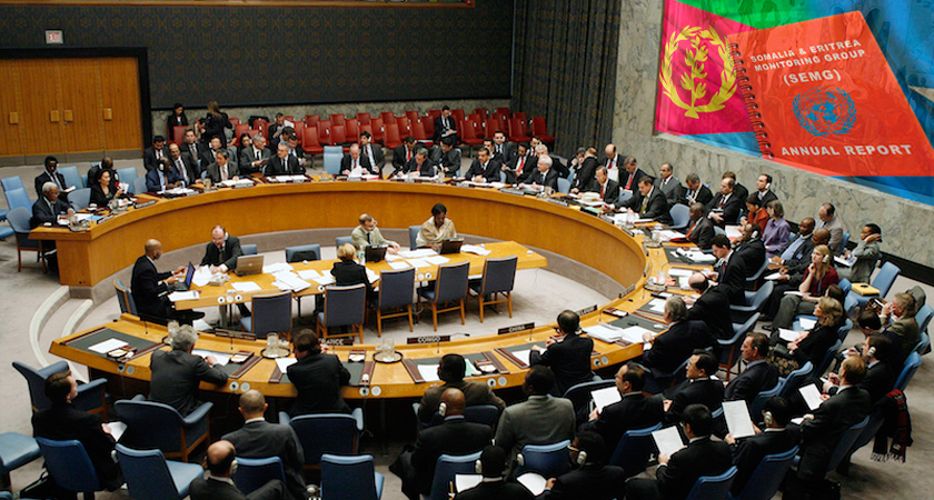 Report of the UN Monitoring Group Pursuant to UNSC Resolution 2244 (2015): Eritrea
