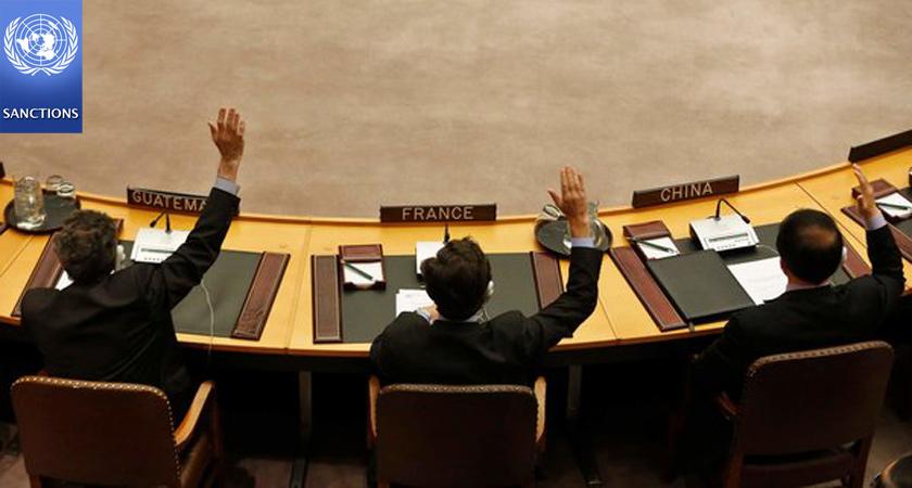 UN sanctions
