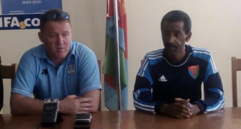 #FIFA2018: Eritrea Ready to Shake Off the Zebras