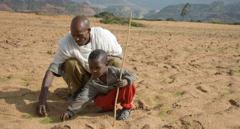 Climate Disaster Hammers Ethiopia