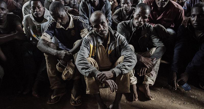 Shattered Dreams for Ethiopian Migrants Detained in Malawi