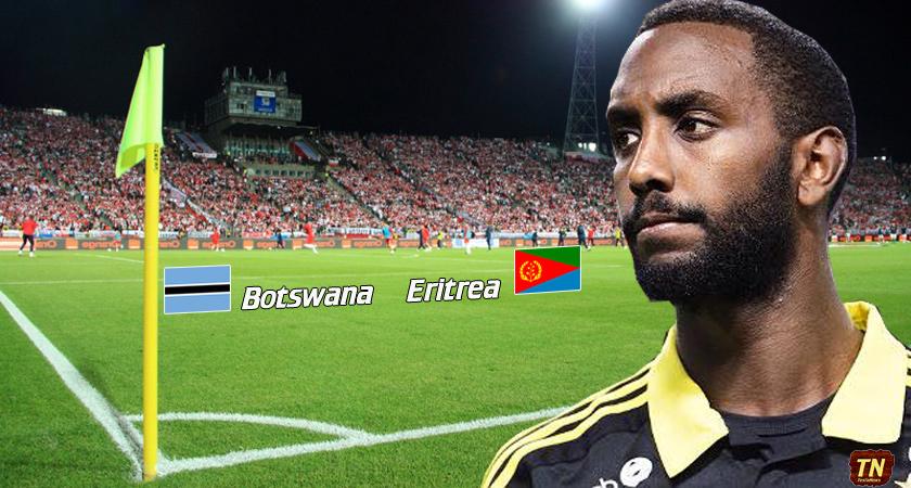 Henok Goitom to Debut in #RedSeaCamels Uniform Against Botsawna