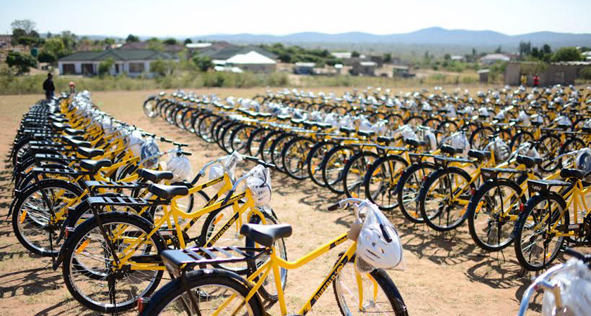 World Bicycle Relief to Distribute 220 Bicycles in Eritrea