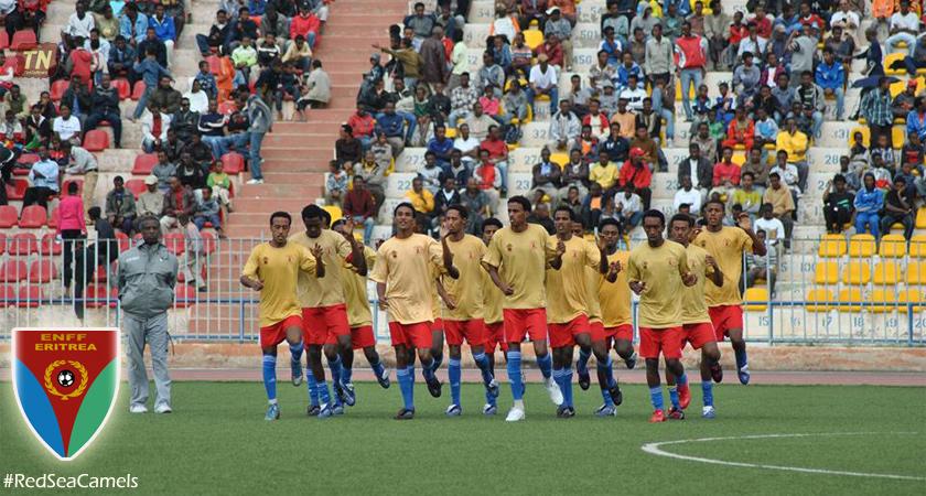 Team Eritrea: The Red Sea Boys Are Back