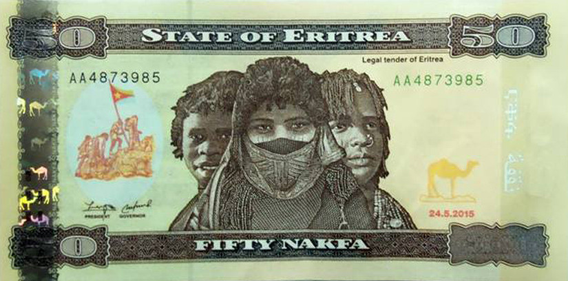 The Nakfa - More than a currency name.