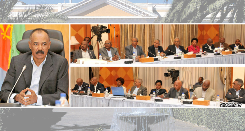 Cabinet of Ministers Urges to Combat Any Attempts Against New Regional Developments