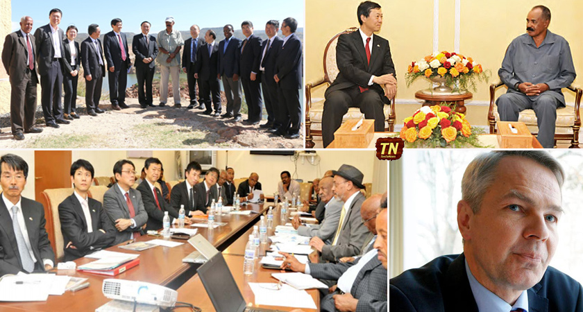 Eritrea's International Relations: Win-Win Cooperation