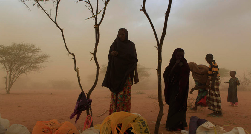 Drought and Famine in Ethiopia