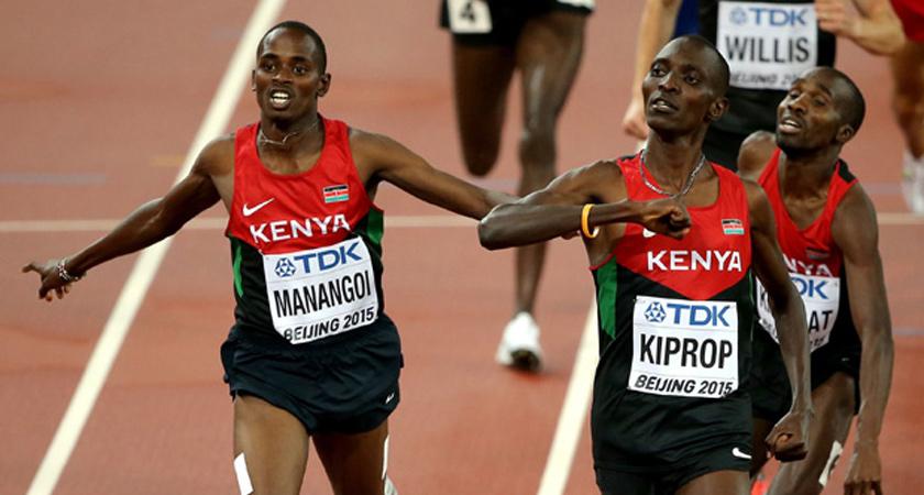 Kenya Bans Seven More Athletes for Doping
