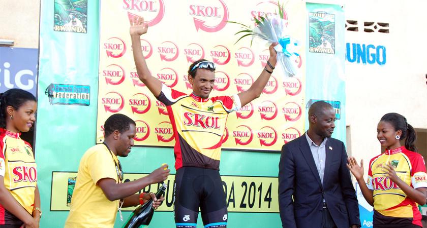 #TdRwanda: Mekseb Wins Stage 1, Amanuel Crowned KOM