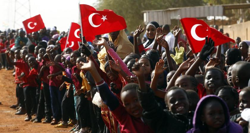 Turkey in Africa – A Humanitarian Approach