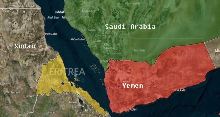 Eritrea Denies Training Saudi-backed Yemeni Militants