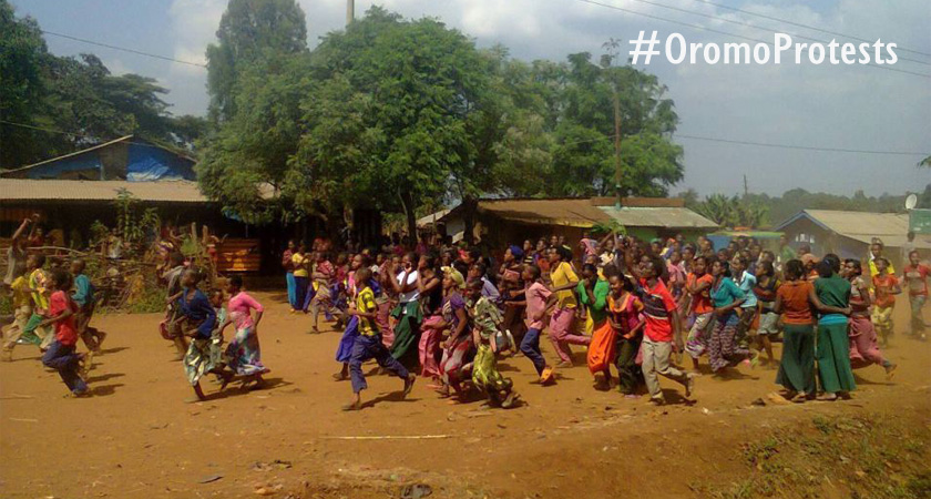 Oromo Student Protests Death Toll Reaches 10
