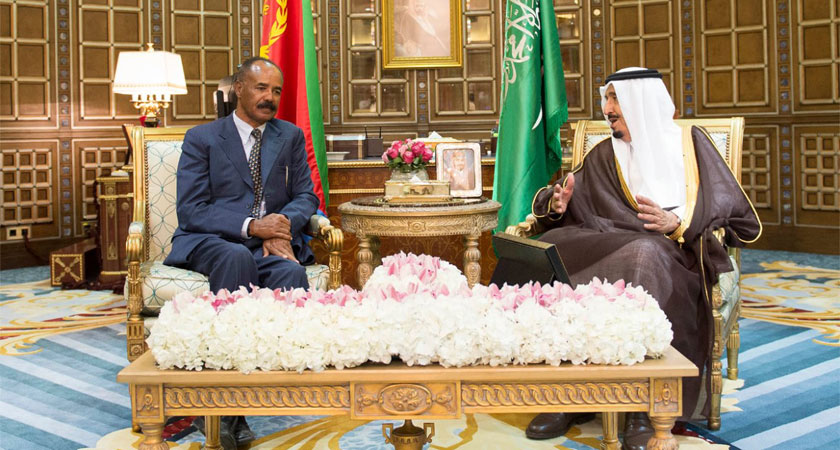 Eritrea announced it has joined the Saudi-led Islamic military alliance against terrorism without reservations.