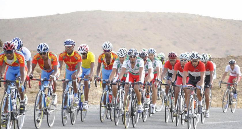 German Cycling Team Signs 3 Eritrean Riders