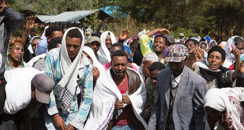 Ethiopia's Minority Regime Committing Atrocities Against its Own Citizens