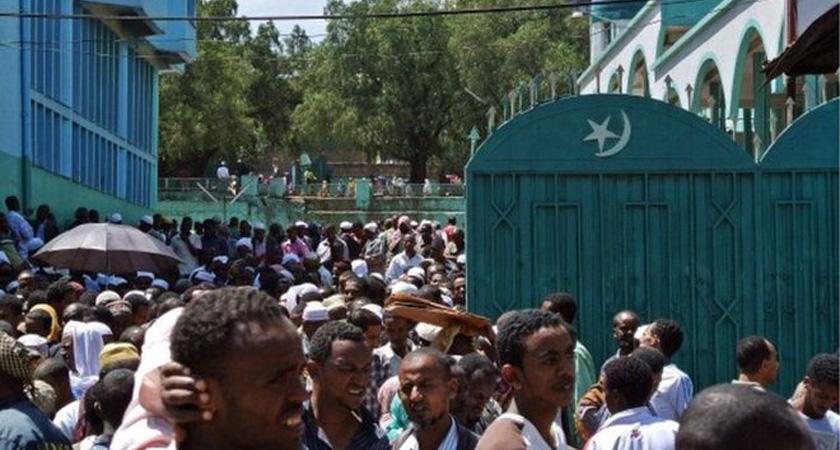 Ethiopia:  24 Injured in Anwar Mosque Grenade Attack