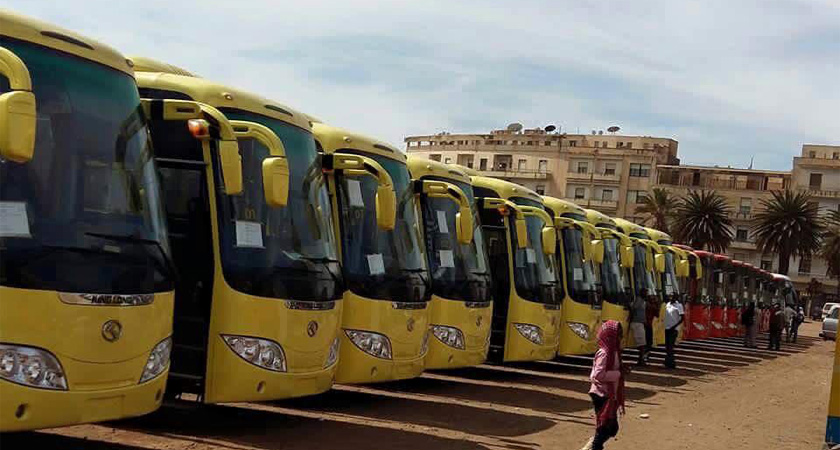 Eritrea Continues Import of Modern Buses, Heavy Trucks and Machinery