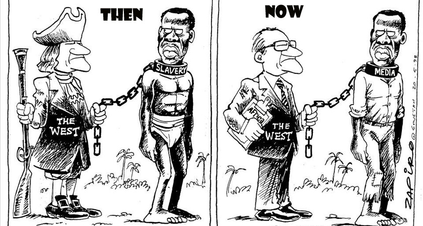 Neocolonialism of Africa – What the Corporate Media Won't Report