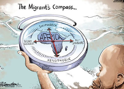 Migration is a complex multidimensional issue