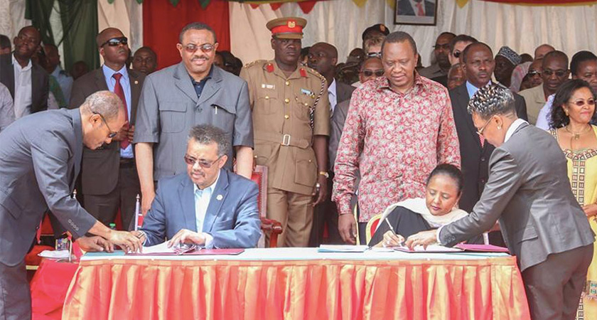OLF Statement on Planned Kenya and Ethiopia Joint Military Operations