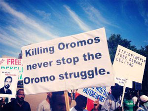 Oromo Killings