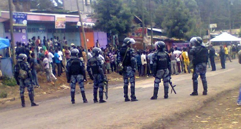 Ethiopia at Risk of Disintegration: Oromo FC