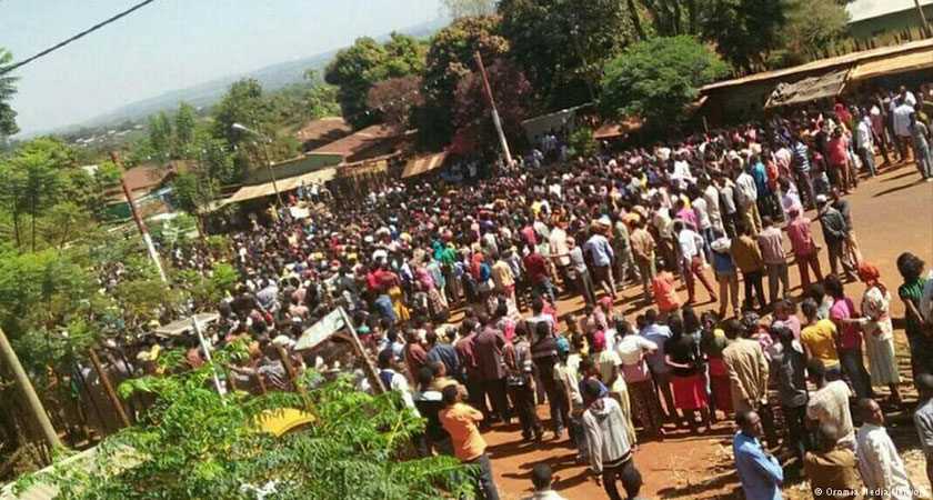 Protests Flare Up Again in Oromia, Scores Killed
