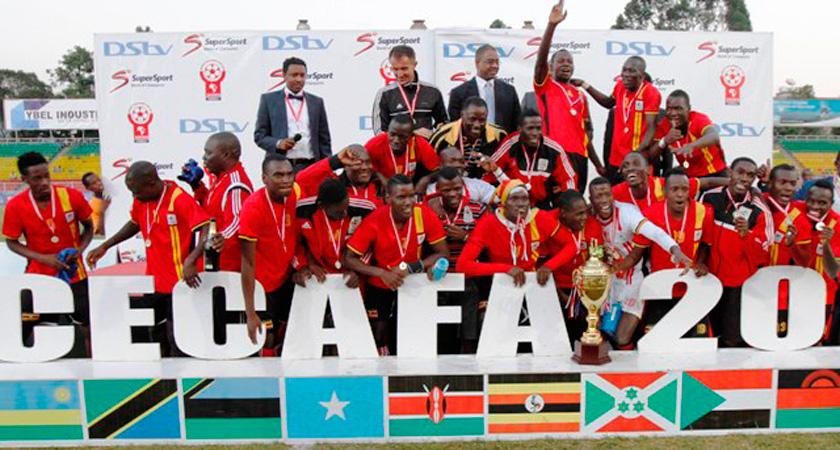 Uganda Crowned 2015 CECAFA Senior Challenge Cup Champions