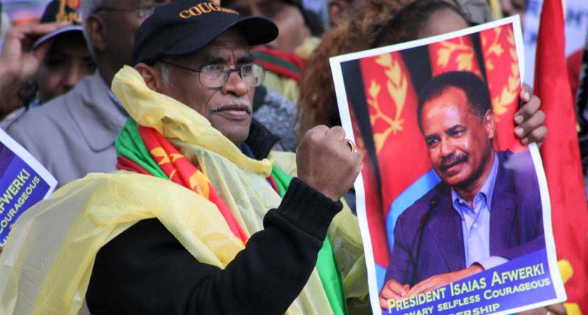 (Press Release) // Sanctions on Eritrea Lifted