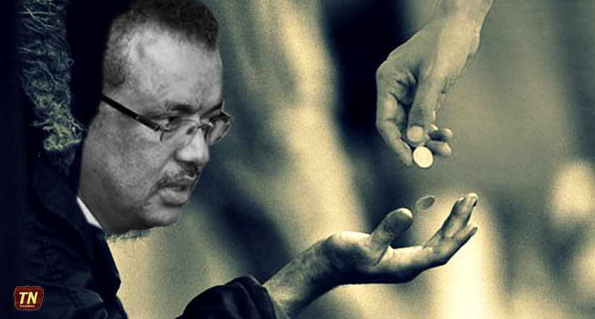 Can You Spare a Dime for TPLF Ambassadors?