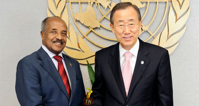 2015 in Review: Eritrea's Charm Offensive