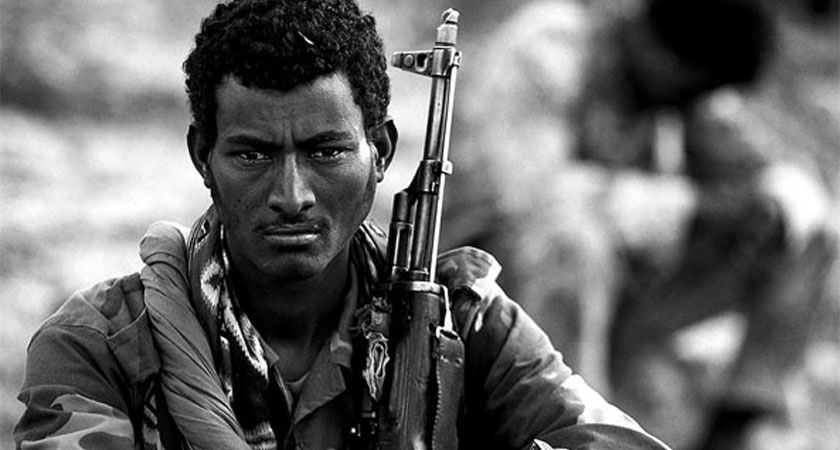 Eritrea's prolonged national service is due to Ethiopia's threat