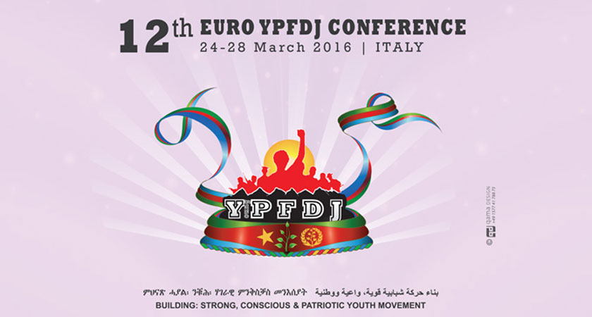 12th Euro YPFDJ Conference to be Held in Italy