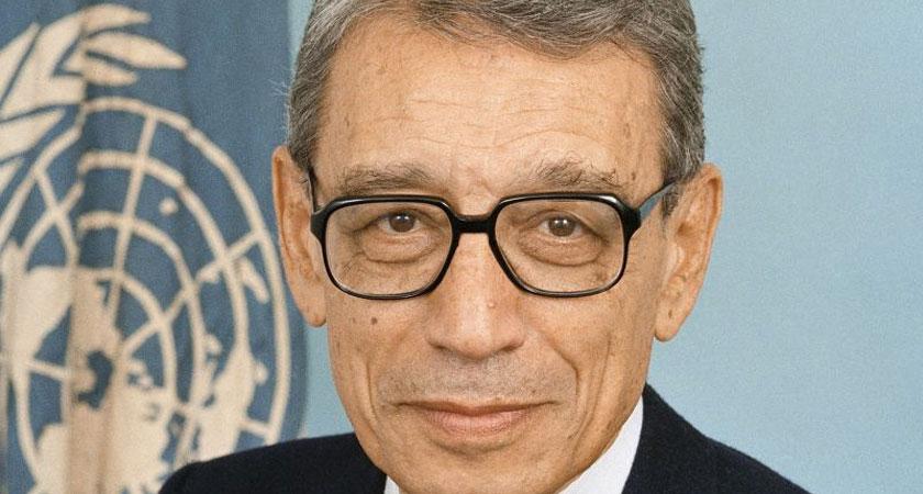 Former UN Chief Boutros Boutros-Ghali Dies