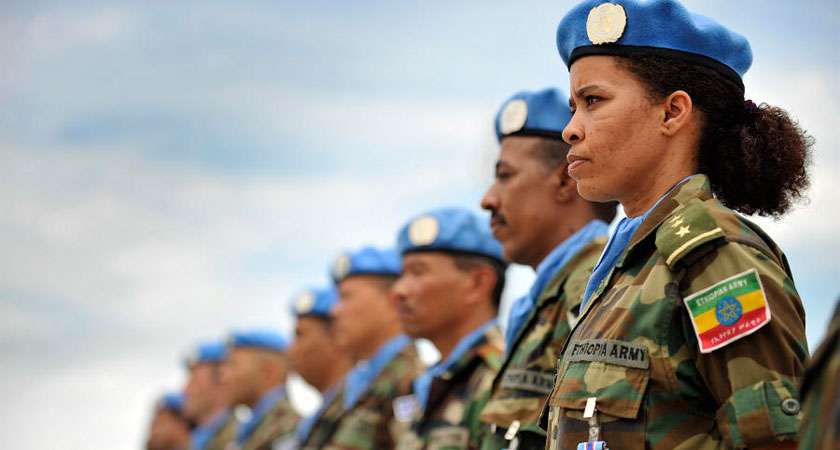 Ethiopia Troops Least Popular of AMISOM Peace Keepers in Somalia