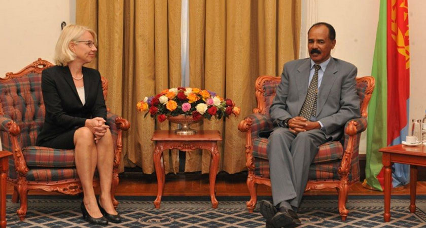 Eritrea: 14 New Ambassadors Presents Letters of Credence
