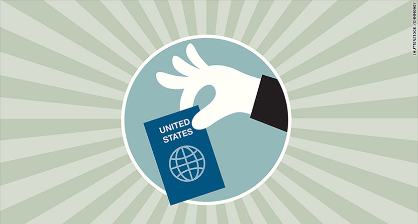 Record Number of Americans Dump U.S. Passport