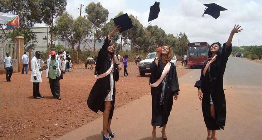 Norway Recognise Eritrea Higher Education