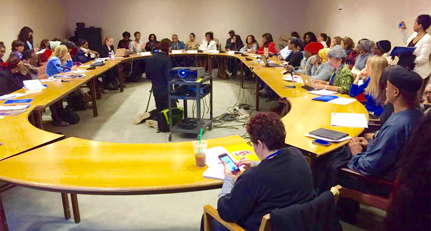 Eritrea Shared its Experience in Combating Gender Based Violence