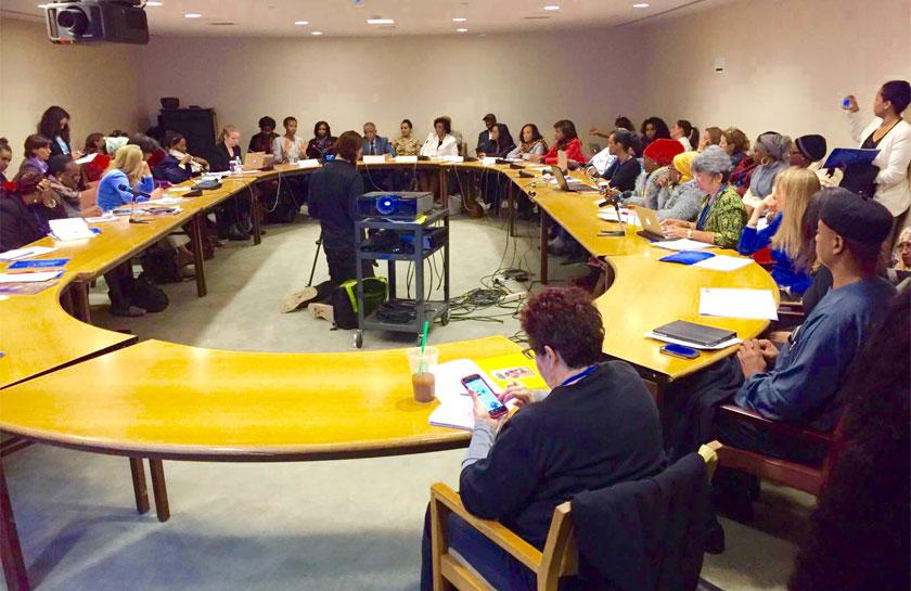 Gender-Based Violence in Eritrea