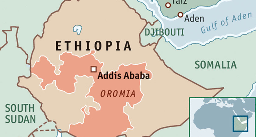 Unrest in Ethiopia Rattling a Fragile Federation