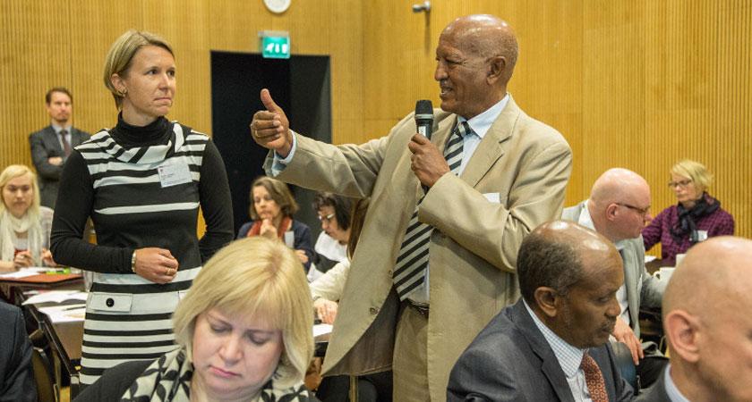 """""""Non-Conformist Eritrea"""": Extending the Conversation"""