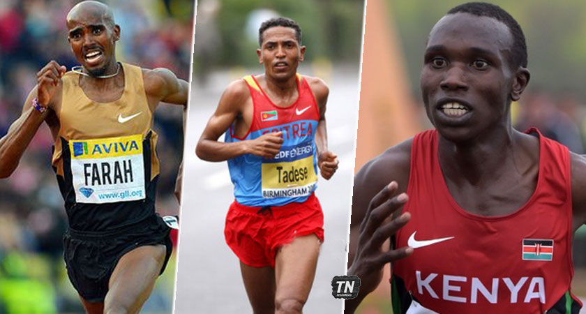 Zersenay Joins Elite World Half Marathon Field