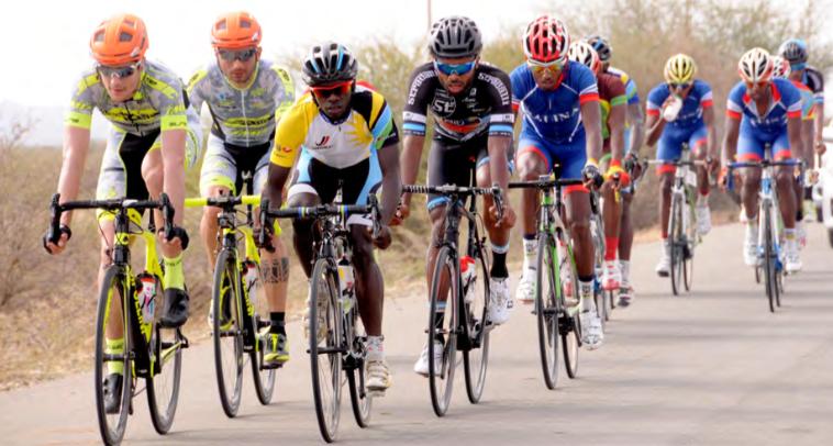 Eritreans Outshines in Tour of Eritrea: Michael Habtom Celebrates Exalting Moment