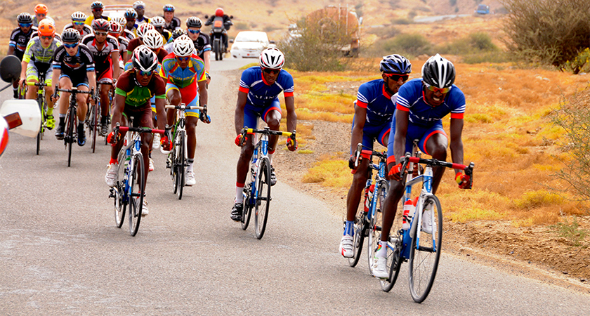 Tour of Eritrea 2016 Day #1 – Fenkil Challenge