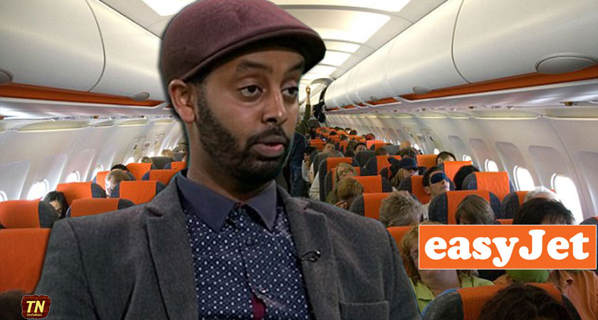 African Man Removed from easyJet Flight to Make White Passenger 'Feel Safe'
